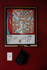 Super Scrabble Tile Distribution by Diy Scrabble Wall Hanging U2013 It U0027s Magnetic Katawna Blogosphere
