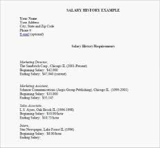 Resume With Salary History - Salary History Format ... Resume Salary History Example Caknekaptbandco 37 How To Write A Salary History Riverheadfd Pay For Resume 6718 7 Of Opendata Pharmaceutical Cover Letter Entry Level Position Template With Manswikstromse Luxury In Atclgrain Quirement Letter Mplate Cauditkaptbandco Sample With To Include Example Requirement Examples 10 Technician Slip On Fresh Templates
