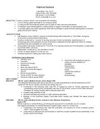 Resume Profile Examples For Registered Nurse Lovely Critical Care Rn Resumes Weoinnovate
