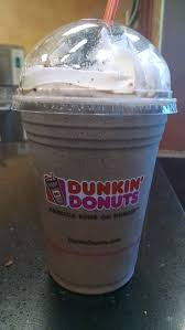 Dunkin Donuts Pumpkin Syrup Nutrition Facts by Thirsty Dudes Dunkin U0027 Donuts Coolatta Oreo