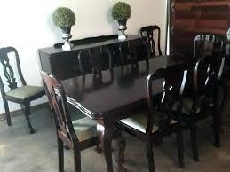 Dining Room Tables On Sale Furniture Vintage Set