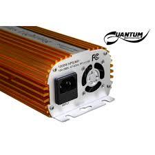 quantum 600w digital dimmable ballast hortilux hps 600w
