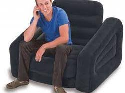 Intex Inflatable Sofa With Footrest by Inflatable Sofa In Mumbai Maharashtra Hava Bharne Wala Sofa