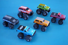 100 Bigfoot Monster Truck Toys McDonalds Nostalgia