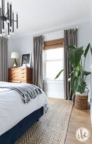 White And Gray Blackout Curtains by Top 25 Best Grey Curtains Bedroom Ideas On Pinterest Grey Home