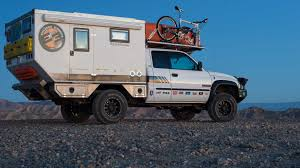 100 Truck Camper Steps An Overland For 38K Expedition Portal