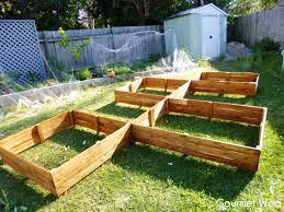 Making A Veggie Garden Marvellous Pallet Ve Able Gardensthe In Gardens