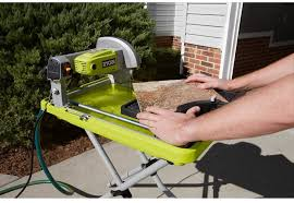 ryobi ws731 7 wet tile saw power tool 607679 z10 ebay
