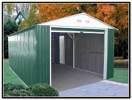 Menards Metal Storage Sheds by Metal Storage Sheds Menards Home Design Ideas