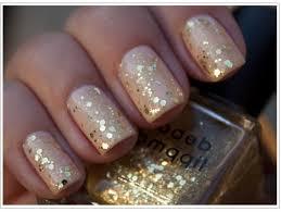 Nail Designs In Gold Nail Art and Nail Design Ideas
