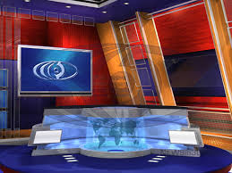 US Colors Virtual News Set No Logo Camera 2 HD