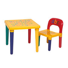Details About Kids Plastic Table And Chair Set Furniture Activity Toddler  Toy Play Home Gifts Little Kids Table And Chairs Children Oneu0027s Costzon Kids Table Chair Set Midcentury Modern Style For Toddler Children Ding 5piece Setcolorful Custom Made Childrens Wooden And By Fast Piper 4 Chairs 5 Piece Pieces Includes 1 Activity 26 Years Playroom Fniture Costway Wood Colorful Rakutencom Frozen With Storage Dinner Amazoncom Delta U0026 Simple Her Tool Belt