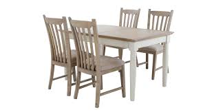 Valencia: Rectangular Extending Table & Set Of 4 Dining Chairs With Fabric  Seat Pad Dorel Living Andover Faux Marble Counter Height 5 Pc Ding Set Denmark Side Chair Designmaster Fniture Ava Sectional Cashew Hyde Park Valencia Rectangular Extending Table Of 4 Button Back Chairs Room Big Sandy Superstore Oh Ky Wv Hampton Bay Oak Heights Motion Metal Outdoor Patio With Cushions 2pack Sofa Usb Charging Ports Intercon Nantucket Transitional 7 Piece A La Carte And Liberty