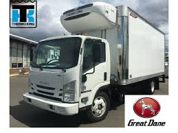 100 Reefer Truck For Sale 2019 Isuzu NRR 18 Great Dane Thermo King T680 With