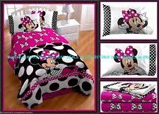 Minnie Mouse Twin Bed In A Bag by Disney Kids And Teens Comforters U0026 Set Ebay