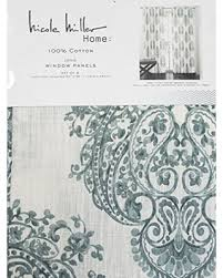 sweet deal on miller set of 2 long window panels curtains drapery