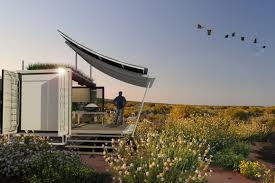 100 Off Grid Shipping Container Homes Gpod Unveils Expandable Shipping Containerbased Offgrid Home