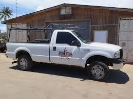 06 Ford F250 Xl Super Duty V8 Pickup 490 Tva W Pipe Rack Job Box ...