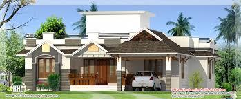 Single Floor House Model Extraordinary Feet Bedroom Storey Kerala Home Design Plans Ideas 18