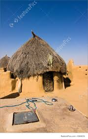 100 Desert House Indian Picture