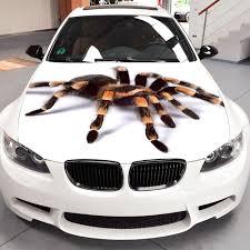 100 Tarantula Trucks Vinyl Car Hood Wrap Full Color Graphic Decal Big Spider