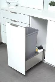 kitchen garbage can storage cabinet trash can storage cabinet diy