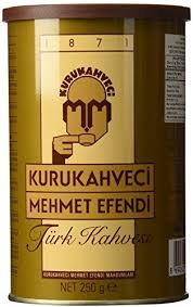Mehmet Efendi Turkish Coffee Medium 250g By