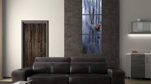 Creative Designs Large Vertical Wall Art Extra Metal Canvas Asian Slim