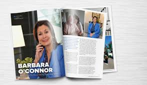 100 O At Home Magazine Barbara Connor Featured In Real Producers Barbara