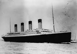 Lusitania Sinks In Real Time by The Titanic Timeline Of Its First And Only Voyage