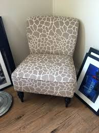 Used Addyson Chair Giraffe Pier One For Sale In Los Gatos Letgo ... Pier One Armchairs Accent Chairs Farmhouse Chair Inspiration Best And Aquarium Fniture Leather Cheap Grey No Arms Luxury Collection Lee Boyhood Home Imports Revalue Inside 1 Outdoor Covers Chai Jgasinfo Armchair Wicker Eliza Living Room Graphics Of Imposing Small Straight Back Upholstered