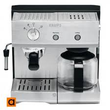 KRUPS COMBINE COFFEE MACHINE MANUAL XP2240
