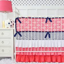 navy baby bedding a perfect color for any gender caden lane