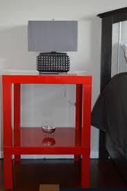 Lack Sofa Table Hack by Two Cheapo Lack Tables Trimmed Attached U003d One Bedside Table