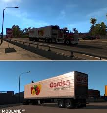 Gordon Food Service Trailer Mod For American Truck Simulator, ATS Gfs Canada Trucking Flickr The Worlds Best Photos Of Delivery And Gfs Hive Mind Springsummer 2017 Good Father Son Inc Gordon Food Service Truck On I95 Youtube To Build Marketplace West 117th In Our New Trucks Are On Road I74 Illinois Part 5 Mark Hurd North American Manager Transportation Business Port Long Beach Los Angeles Truck Drivers Begin Strike Allege Mercedes Benz In Industrial Stock