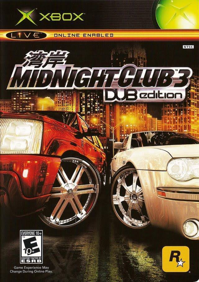 Midnight Club 3: Dub Edition - Xbox