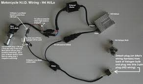 h4 hi lo globe motorcycle hid conversion kits
