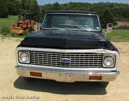1972 Chevrolet Cheyenne 10 Pickup Truck | Item DE5184 | SOLD...