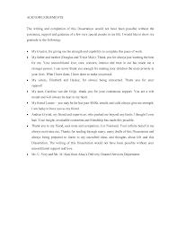 Acknowledgement Research Paper Pdf