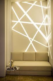 wand und deckenlicht in einem das wohnzimmer ideal
