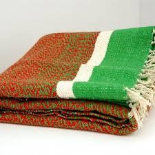 tapis coton tisse a plat tapis indien en coton décorations indiennes par pankaj boutique