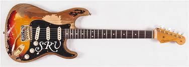 Fender Custom Shop SRV Number 1