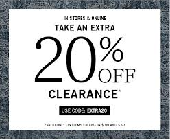 Pottery Barn Stop by and SAVE Extra  off clearance this