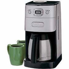 Cuisinart Grind And Brew Thermal 10 Cup Automatic Coffeemaker
