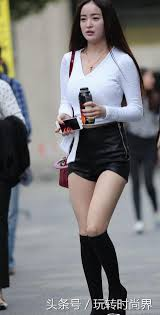 you can u0027t wear tight black shorts look at these beautiful long legs