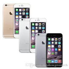 Refurbished Iphone 6 6p 6s 6sp Unlocked Phone 16gb 64gb  Original Apple Iphone 6 Without Fingerprint Without Touch Id 4 7 Smartphone Phones Latest