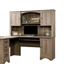 Sauder Harbor View Dresser Salt Oak by Executive Desk In Salt Oak 418299 For Attractive Residence Sauder