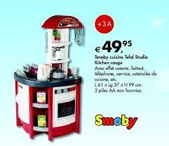 cuisine tefal enfant dreamland promotion smoby cuisine tefal studio kitchen