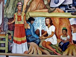 Diego Rivera Rockefeller Mural Analysis by Art Now And Then 2011