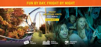 Busch Gardens Halloween Va by Busch Gardens Williamsburg Virginia Theme Park